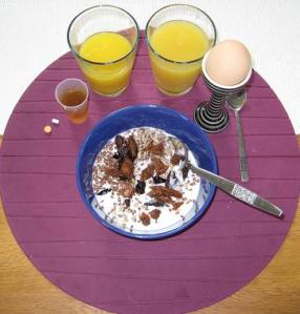 Vardagsfrukost