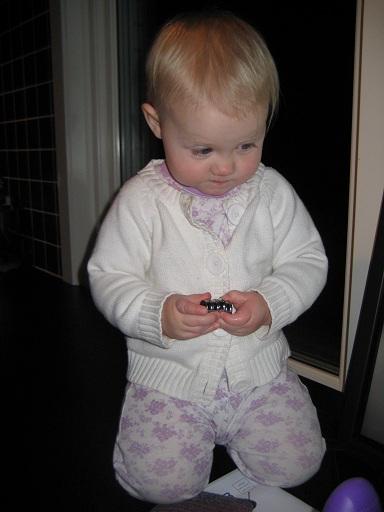 Elise och magneterna...