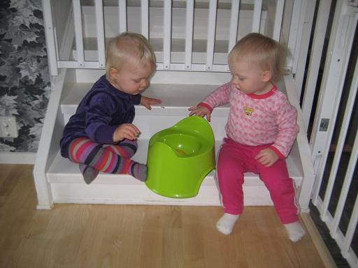 Ebba och Elise