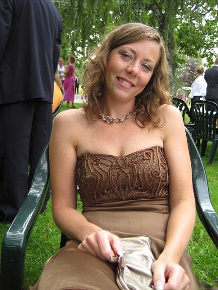 Denna klänning från Vila är ett av mina favoritplagg