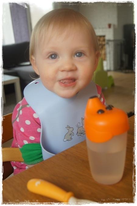 Elise 20 månader